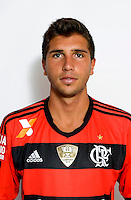Brazilian Football League Serie A /<br /> ( Clube de Regatas do Flamengo ) -<br /> Lucas Andres Mugni