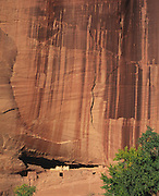 White House ruin, one of the largest and best-preserved ruins in Canyon de Chelly, occupied by Pueblo peoples from 1060-1275 A.D., Canyon de Chelly National Monument, Arizona..Subject photograph(s) are copyright Edward McCain. All rights are reserved except those specifically granted by Edward McCain in writing prior to publication...McCain Photography.211 S 4th Avenue.Tucson, AZ 85701-2103.(520) 623-1998.mobile: (520) 990-0999.fax: (520) 623-1190.http://www.mccainphoto.com.edward@mccainphoto.com.