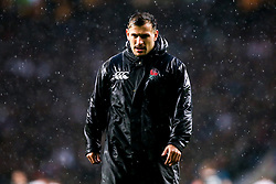 Danny Care of England - Mandatory by-line: Robbie Stephenson/JMP - 10/11/2018 - RUGBY - Twickenham Stadium - London, England - England v New Zealand - Quilter Internationals