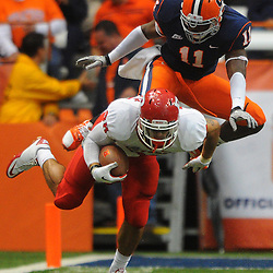 2011 NCAA Big East Football - Rutgers 19, Syracuse 16