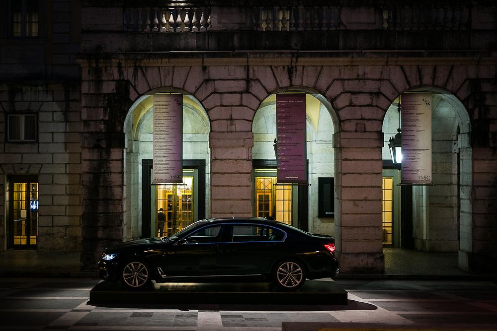 BMW Série 7, Teatro São Carlos, Lisbon, Portugal