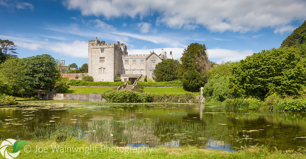 The National Trust's Sizergh Castle dates in part from the 14th century, it is located near Kendal, Cumbria.