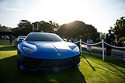August 14-16, 2012 - Pebble Beach / Monterey Car Week. Lamborghini Asterion