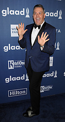 Ross Mathews, 27th Annual GLAAD Media Awards, at The Beverly Hilton Hotel, April 2, 2016 - Beverly Hills, California. EXPA Pictures © 2016, PhotoCredit: EXPA/ Photoshot/ Celebrity Photo<br /> <br /> *****ATTENTION - for AUT, SLO, CRO, SRB, BIH, MAZ, SUI only*****