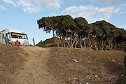 Sardegna, Italy. Costa occidentale, Iglesiente. Presso colonia marina Funtanazza.