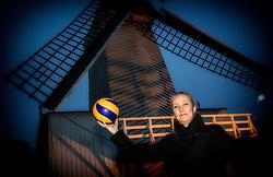 10-02-2017 NED:  Loting CEV U18 Europees Kampioenschap vrouwen, Arnhem<br /> In het Openluchtmuseum te Arnhem was de loting dat begin april in Arnhem wordt gehouden / CEV delegate Banu Can-Schurmann