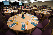 Houston ISD Partnership Appreciation breakfast at Kingdom Builders, October 25, 2013.