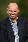 Thomas Bjorn during the final round of LPGA Evian Championship 2018, Day 7, at Evian Resort Golf Club, in Evian-Les-Bains, France, on September 16, 2018, Photo Philippe Millereau / KMSP / ProSportsImages / DPPI