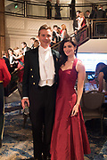 SUSANNA WOODWARD, The 170th Royal Caledonian Ball 2018. In aid of various Scottish charities. Grosvenor House Hotel. 4 May 2018