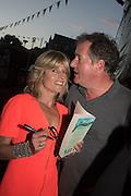 RACHEL JOHNSON; PIERS MORGAN, Rachel Johnson book launch of Fresh Hell, Acklam Village Market, Acklam Rd. London W10.