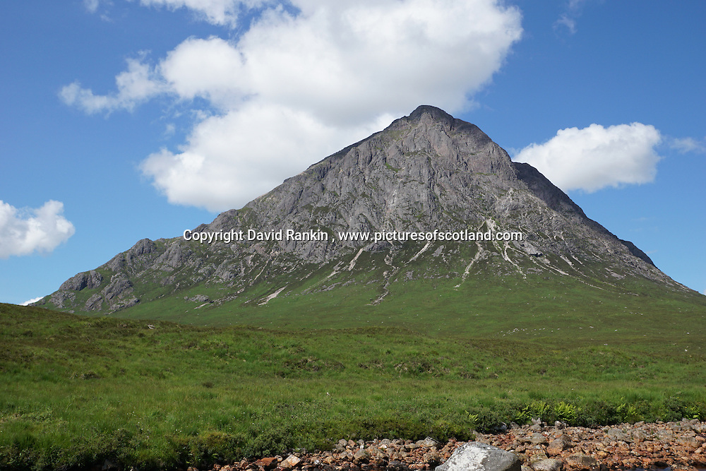 Buachaille Etive Mor , the Highlands , Scotland