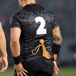 Ash Dixon during game 5 of the British and Irish Lions 2017 Tour of New Zealand,The match between  The Maori All Blacks and British and Irish Lions, Rotorua International Stadium, Rotorua, Saturday 17th June 2017<br /> (Photo by Kevin Booth Steve Haag Sports)<br /> <br /> Images for social media must have consent from Steve Haag