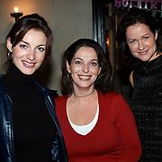 Boekpresentatie Daphne Deckers, Irene van Laar, judith de Bruijn en Pauline Huizinga