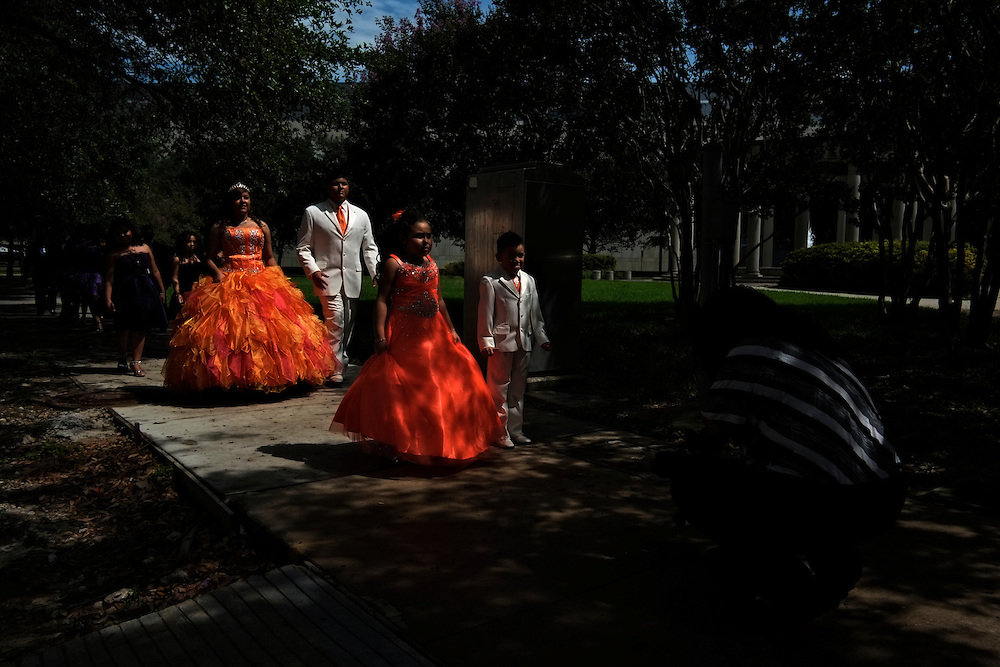 Quinceanera, Hermann Park. Houston, TX