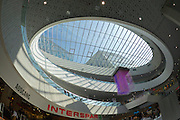 Vienna, Austria. Grand Opening of The Mall at Vienna's Wien Mitte railway station.