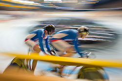 , RUS, Sprint Qualifiers, 2015 UCI Para-Cycling Track World Championships, Apeldoorn, Netherlands