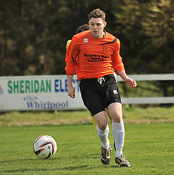 Straide &amp; Foxford United's Conor Sherry.<br /> Pic Conor McKeown