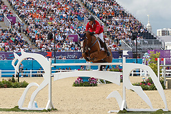 Fellers Rich (USA) - Flexible<br /> Olympic Games London 2012<br /> © Dirk Caremans