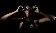 GOLD COAST, AUSTRALIA - APRIL 13:  Australian swimmer Brittany Elmslie poses during a portrait session at Sleeman Sports Complex on April 13, 2012 in Brisbane, Australia.  (Photo by Matt Roberts/Getty Images) *** Local Caption *** Brittany Elmslie