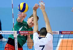 20150111 NED: FIVB U21 WK kwalificatie Bulgarije - Kroatie, Zwolle