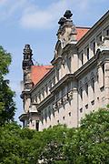 Dresden Neustadt, Königstraße, Dresden, Sachsen, Deutschland.|.Dresden, Germany,  Dresden Neustadt, king street