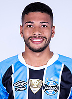 "Brazilian Football League Serie A / <br /> ( Gremio Foot-Ball Porto Alegrense ) - <br /> Luiz Filipe da Rosa Machado "" Machado """