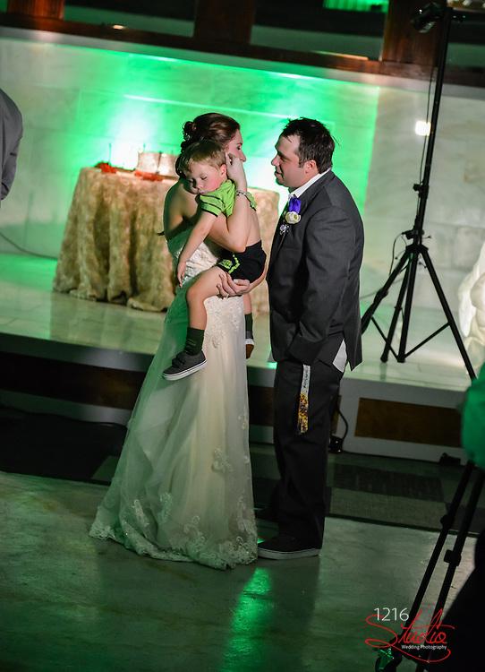 Alex & Ashley Wedding Album Samples | The Event Center LaMaison Celebrazione | 1216 Studio Wedding Photography