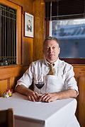 Chef Michael Fuller runs TJ Buckleys in Brattleboro, VT. Food Photography by VT Photographer Oliver Parini.