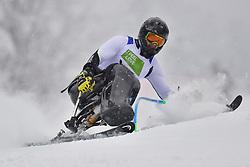 SIKORSKI Igor, LW11, POL, Men's Giant Slalom at the WPAS_2019 Alpine Skiing World Championships, Kranjska Gora, Slovenia