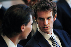 19.11.2010, Marriott County hall, London, ENG, ATP World Tour, Finals, im Bild Murray, Andy (GBR). EXPA Pictures © 2010, PhotoCredit: EXPA/ InsideFoto/ Hasan Bratic +++++ ATTENTION - FOR AUSTRIA/AUT, SLOVENIA/SLO, SERBIA/SRB an CROATIA/CRO CLIENT ONLY +++++