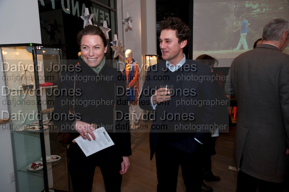 Jessica Craig; THOMAS VON STRAUBENZEE; The Henry Von Straubenzee Memorial Fund, <br /> Few And Far, 242 Brompton Road, London SW3, 11 February 2010.