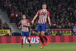 February 20, 2019 - Madrid, Madrid, Spain - Atletico de Madrid's Rodrigo Hernandez during UEFA Champions League match, Round of 16, 1st leg between Atletico de Madrid and Juventus at Wanda Metropolitano Stadium in Madrid, Spain. February 20, 2019. (Credit Image: © A. Ware/NurPhoto via ZUMA Press)