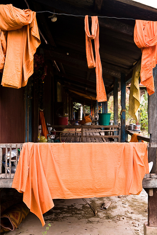Temple near Soujourn resort. Siem Reap, Cambodia. Siem Reap, Cambodia