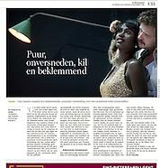 de moed om te doden | pers&print&promo