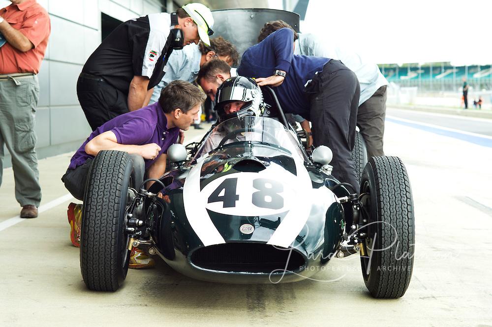 Silverstone Classic 2011,
