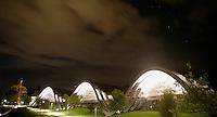BERN, Fussball, Euro 2008 Vorschau, Staedte, Bern,Das Museum der Moderne/Zentrum Paul Klee; das von Renzo Piano entworfen wurde und eine Welle darstellt  ,Foto:Pressefoto Ulmer/Schaadfoto/Andreas Schaad PUBLICATION NOT IN AUT