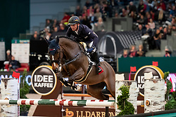 JUNG Michael (GER), fischerChelsea<br /> Leipzig - Partner Pferd 2019<br /> Eröffnungsspringen<br /> 17. Januar 2019<br /> © www.sportfotos-lafrentz.de/Stefan Lafrentz