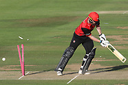 Durham Jets v Leicestershire Foxes 080818