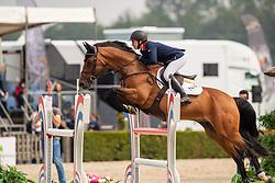 Farman Phoebe, GBR, Calle<br /> European Jumping Championship Children<br /> Zuidwolde 2019<br /> © Hippo Foto - Dirk Caremans<br /> Farman Phoebe, GBR, Calle