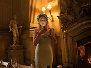 GRANIA HOWARD, Bella Howard 30th birthday, Castle Howard, Dress code: Flower Fairies and Prince Charming, 3 September 2016
