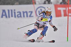 RIEDER Anna-Maria LW9-1 GER at 2018 World Para Alpine Skiing World Cup slalom, Veysonnaz, Switzerland