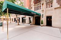 Entrance at 5 Tudor City Place