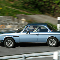 1968-1972, BMW E9 3.0 CS, BMW Classic Tour 2011 (Moltrasio, Italy to Zurich, Switzerland)