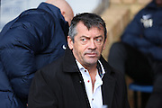 Southend United manager Phil Brown during the EFL Sky Bet League 1 match between Southend United and Bradford City at Roots Hall, Southend, England on 19 November 2016. Photo by Matthew Redman.