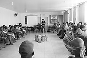 reunião da Articulação Rosalino dos Povos e Comunidades Tradicionais em 21/08/2005 na FETAEMGem Montes Claros , Minas Gerais