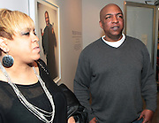 New York, NY- MARCH 10: (L-R) Evelyn McDaniels and Video Music Box Founder Ralph McDaniels at the Opening Reception of ' THE BOX THAT ROCKS: 30 Years of Video Music Box and the Rise of Hip Hop Music & Culture held at the Museum of Contemporary African Diasporan Arts (MoCADA) on March 10, 2012 in Brooklyn, New York City. (Photo by Terrence Jennings)
