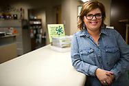 Becky Moore, special clovers mother of Riley, is a member of Payne County 4-H. Becky is part of the We Are Oklahoma campaign.