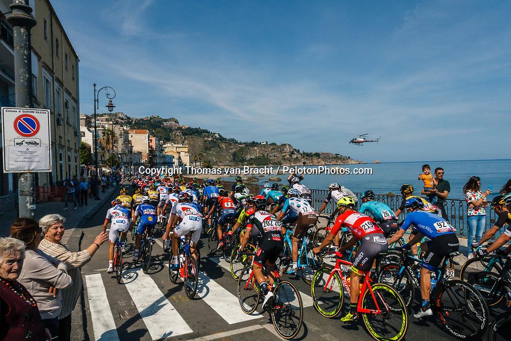 2017 Giro d'Italia Stage 5, Pedara - Messina