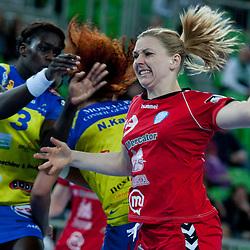 20120310: SLO, Handball - Women's Champions League, Krim Mercator vs Metz Handball (FRA)