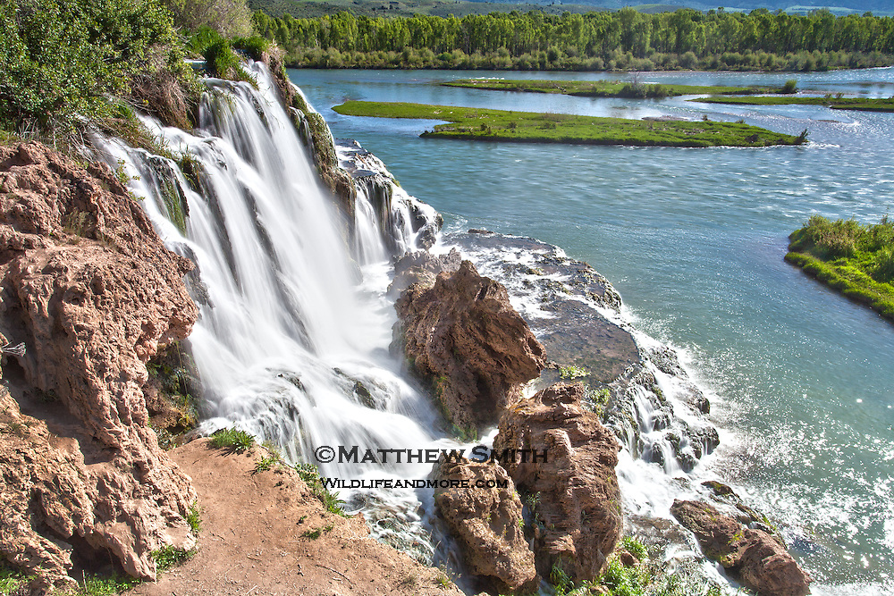 Fall Creek Waterfall slow shutter